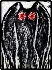 Mothman - człowiek ćma