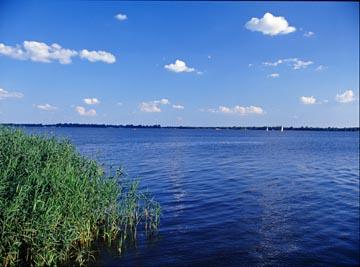 Jezioro Zegrzy�skie