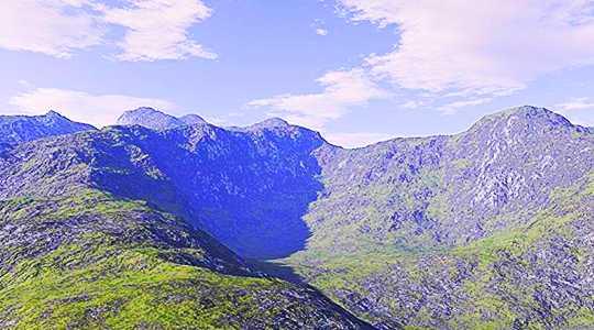 Góry Snowdonia w Walii